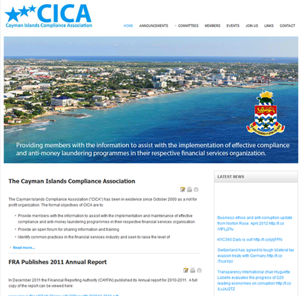 Cayman Islands Compliance Association