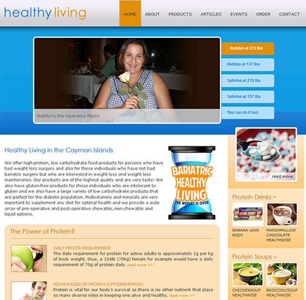 Bariatric Healthy Living