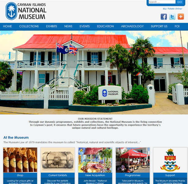 National Museum of the Cayman Islands