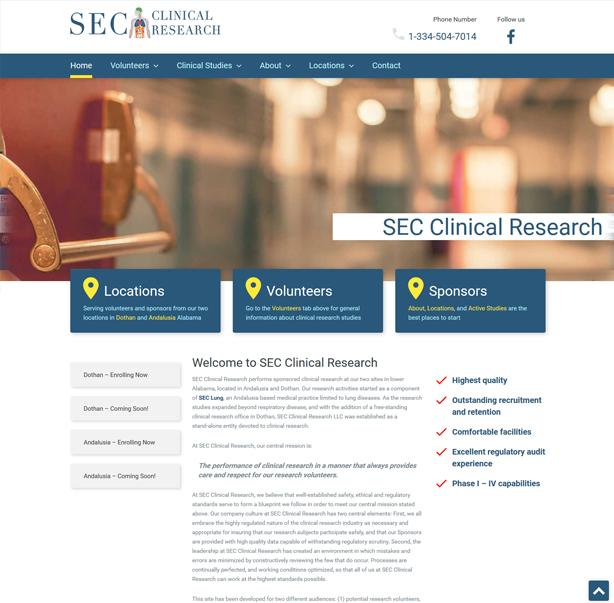 SEC Clinical Research