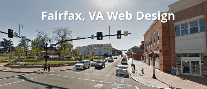 Fairfax VA Web Design