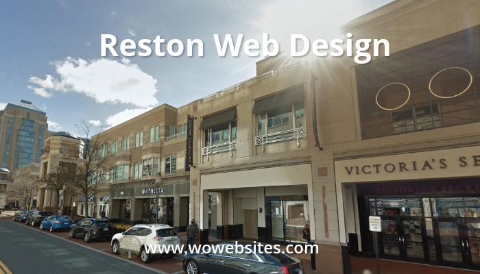 Reston Web Design