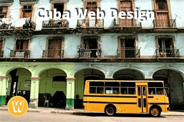 Havanna, Cuba Web Design