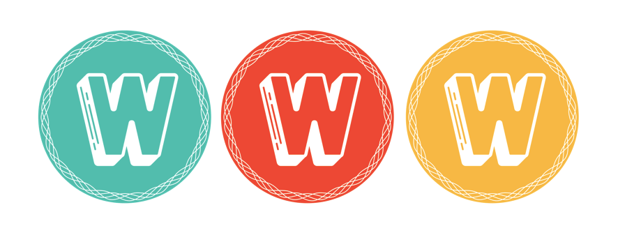 WOWebsites.com New Brand Colors