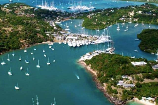 Antigua and Barbuda Website Design