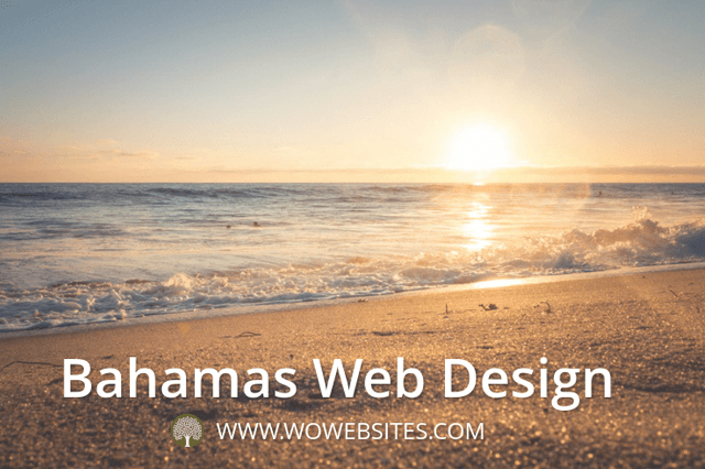 Web Design Bahamas