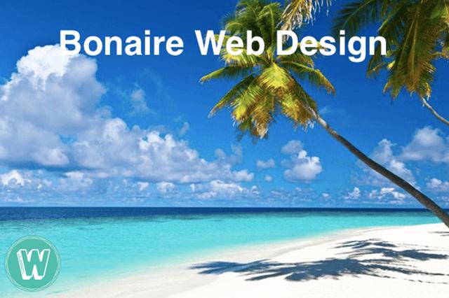 Bonaire Web Design