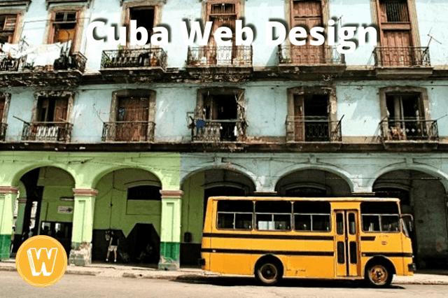 Cuba Web Design