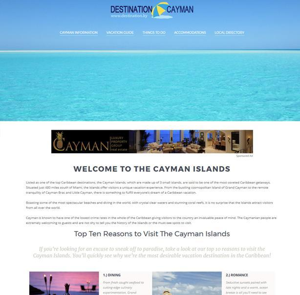 Destination Cayman