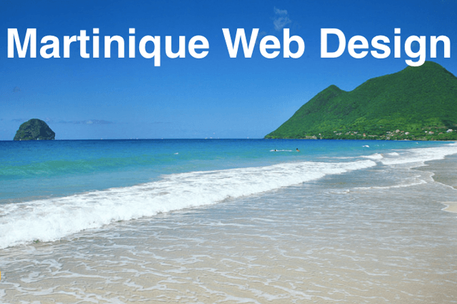 martinique web design