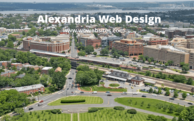 Alexandria Web Design