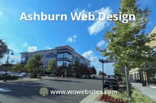 Ashburn Web Design