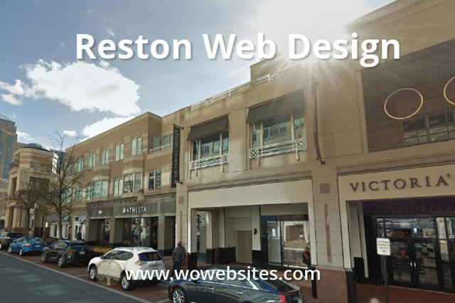 Reston Web Design