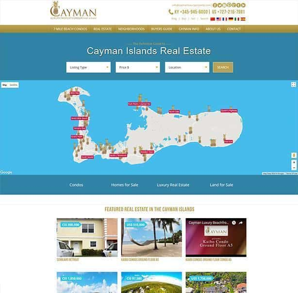 Cayman Luxury Property Group