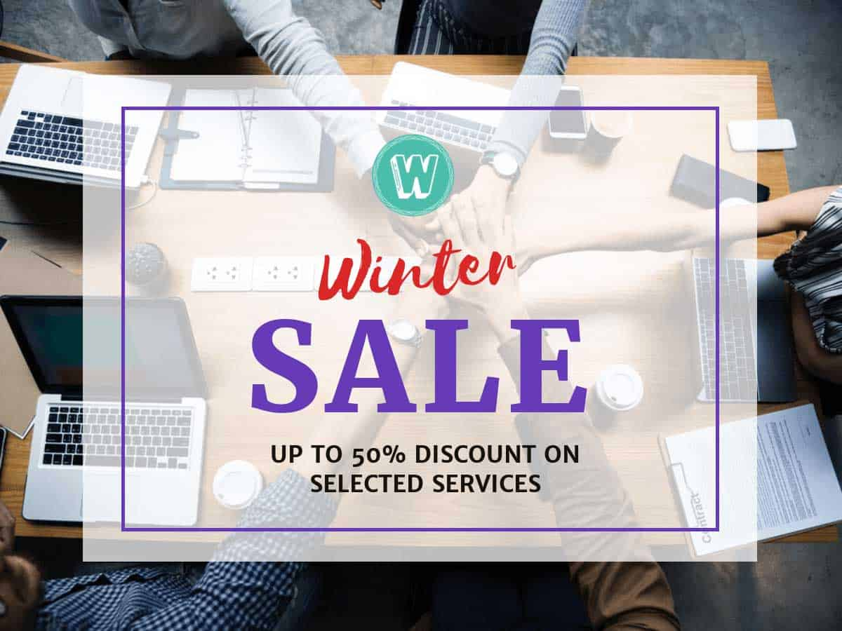 The Best Website and SEO Deals this Winter, Up to 50% Off