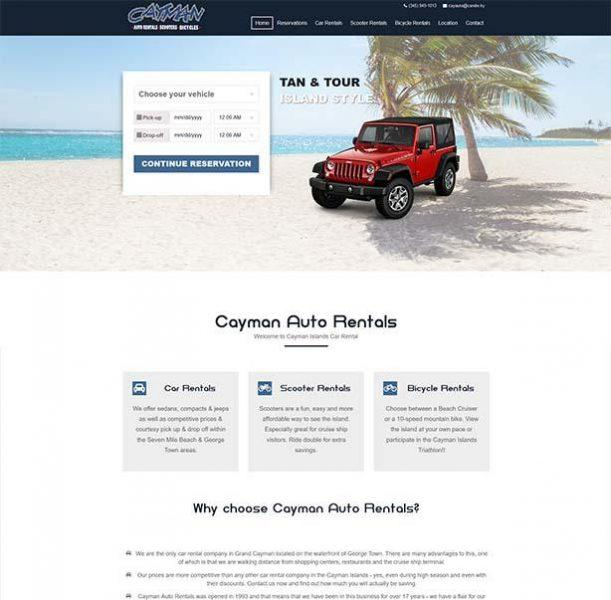 Cayman Auto Rentals