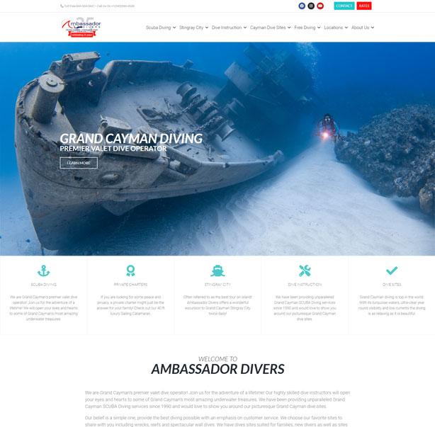 Ambassador Divers