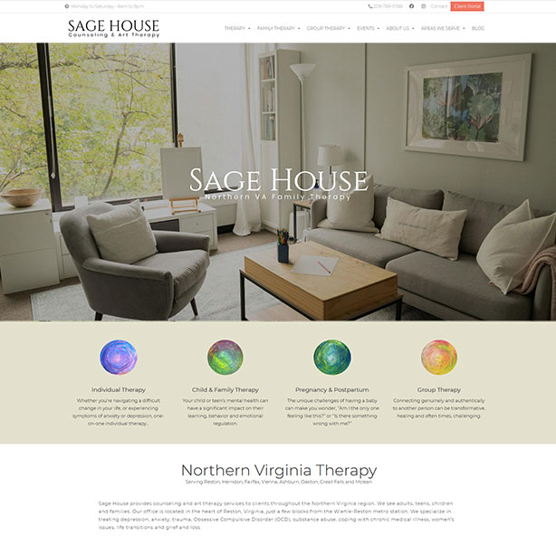 Sage House Therapy