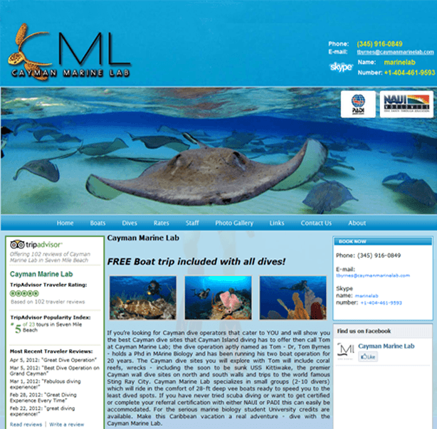 Cayman Marine Lab