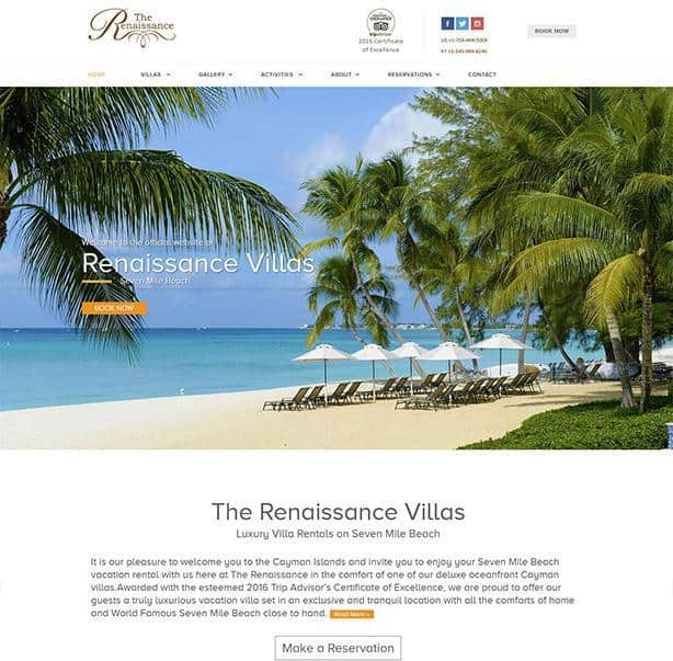 Cayman Renaissance Villas