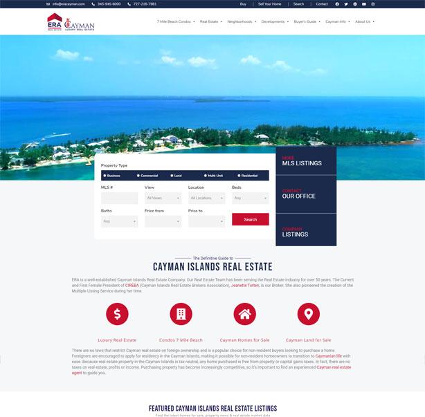 ERA Cayman Islands